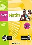 Mathématiques CAP groupement 2 - Pochette élève