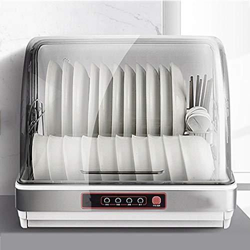 Gyz Freistehende kompakte Tischgeschirrspülmaschine, UV-Sterilisation Haushalt Heißlufttrocknung und UV-Arbeiten gleichzeitig