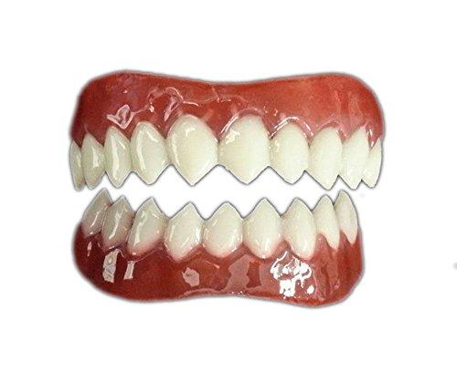 Grell FX Fangs 2.0 Teeth Veneer, As Shown, Adult