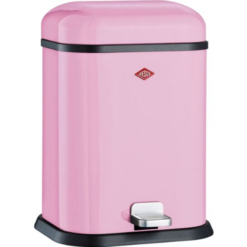 Wesco 132 212-26 Single Boy Abfallsammler, pink