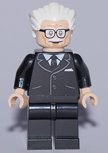Unbekannt LEGO Super Heroes Batman Classic TV Series Minifigur : Alfred Pennyworth aus dem Set 76052