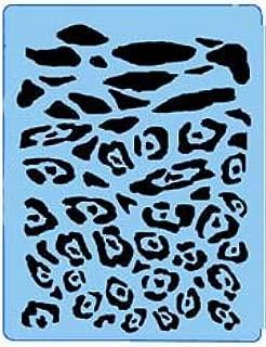 Face Painting Stencil - QuickEZ/Cheetah #30