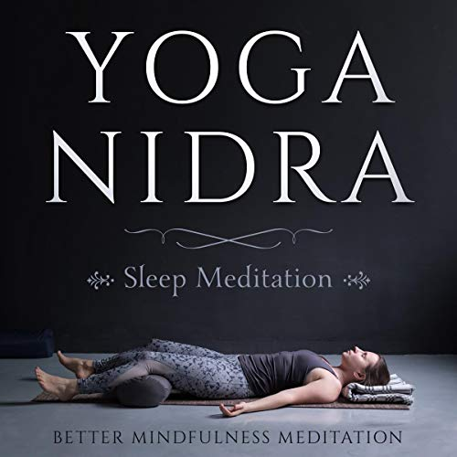 Yoga Nidra Sleep Meditation cover art