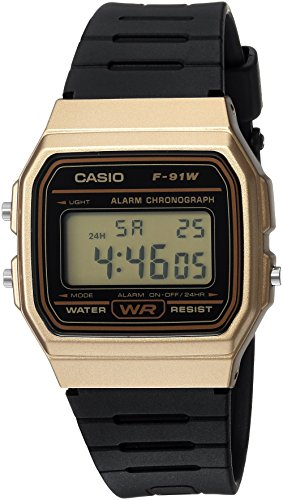 Casio Men's Data Bank Quartz Watch with Resin...