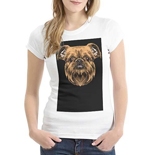 Personalisiert Mehrere Muster Grafik Logo T-Shirt für Tochter drakblack medium