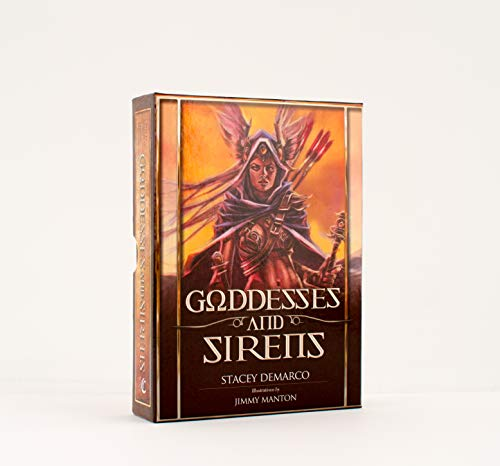 Goddesses and Sirens: Book & Oracle Set