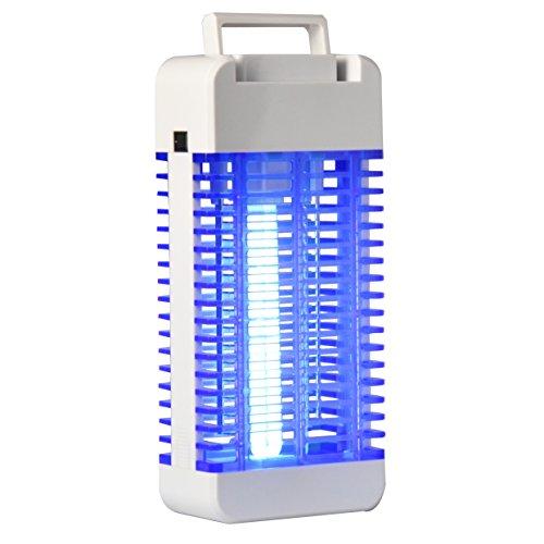 Ardes ar6s11a Insektenschutz elektrische A Entladung 11W Insektizid Killer Insekten Hängeorganizer mit Sammeln Insekten weiß und blau
