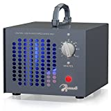 Mammoth 10,000mg Ozone Generator, Ozone Air Purifier for Odors in Home, Car, and Large Rooms   Professional and Personal Air Sanitization Applications (10,000mg)