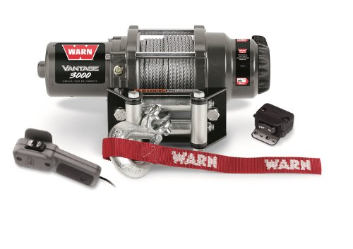WARN 89040 Vantage 4000 Winch - 4000 lb. Capacity