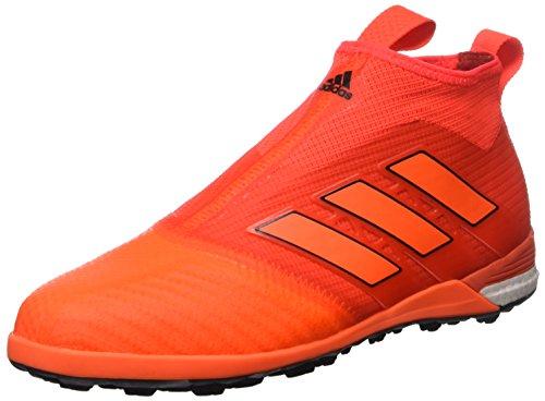 adidas Ace Tango 17 Purecontrol TF, Zapatillas de Deporte Hombre, (Rojsol/Narsol/Negbas), 45 1/3 EU