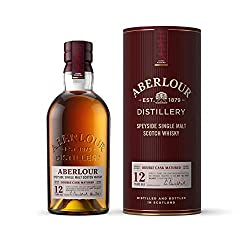 Speyside whisky double matured in traditional American and sherry oak casks for 12 years Sweet and smooth taste balanced with fruity and chocolate notes Best enjoyed neat or on the rocks Perfect gift to offer for special occasions or to treat yoursel...