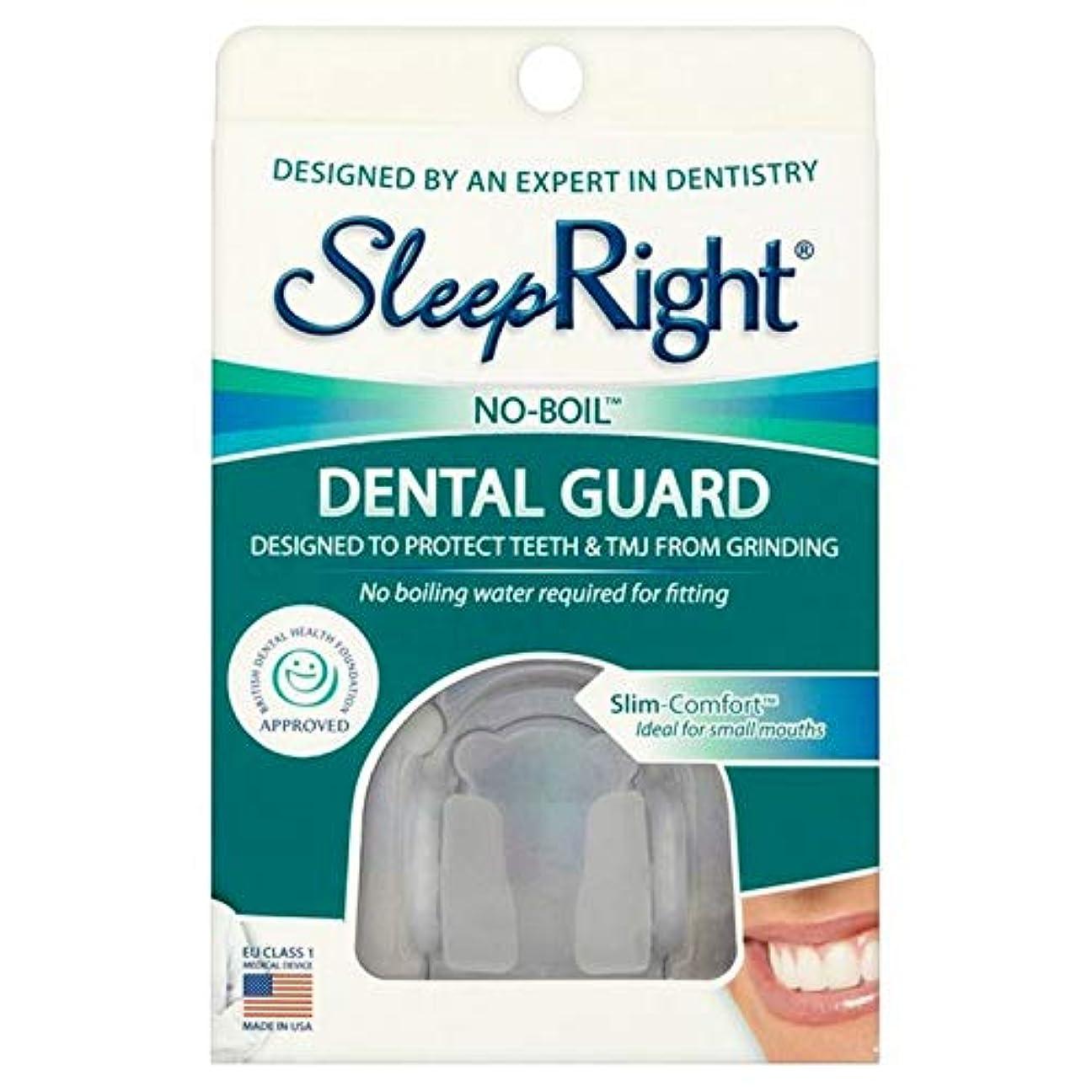 契約した承認するキャプテン[SleepRight] Sleeprightスリム快適歯科用ガード - SleepRight Slim-Comfort Dental Guard [並行輸入品]