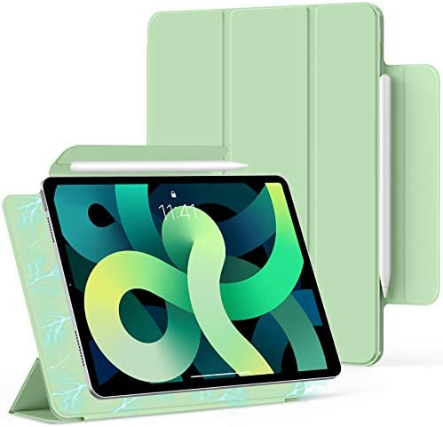 Bokeer Magnetic Case for iPad Air 4 2020 10 9 Inch iPad Pro 11 2020 2018 Support Auto Sleep product image