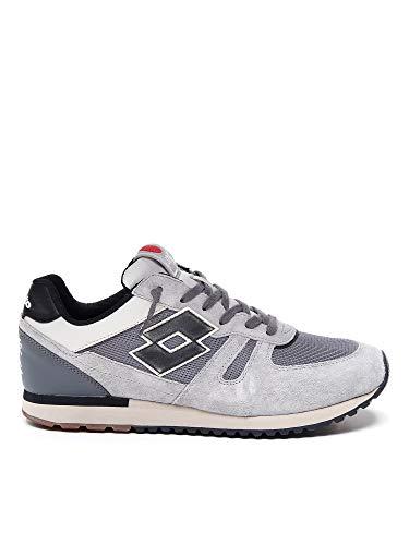 Lotto leggenda L58233 Zapatos Hombre Gris 40