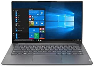 Lenovo Ideapad S940 Notebook, 14-Inch FHD (1920 X 1080) IPS Display, Intel Core i7-8565U Processor, 8GB DDR4 OnBoard RAM, ...