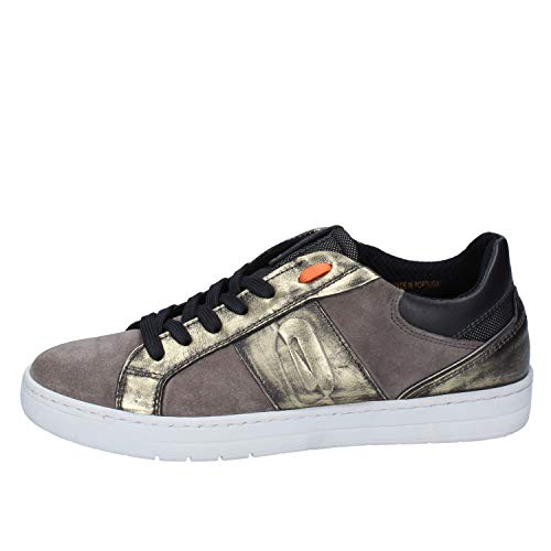 IMPRONTE Fashion Sneakers Womens Suede Beige 9.5 US