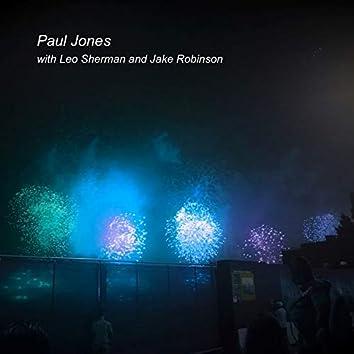 Paul Jones with Leo Sherman and Jake Robinson