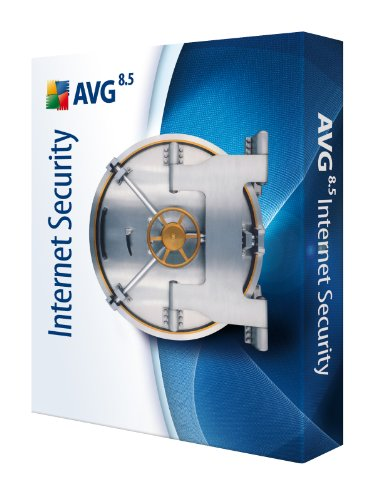AVG Internet Security Home 8.5 - 3 lic. - 1 year