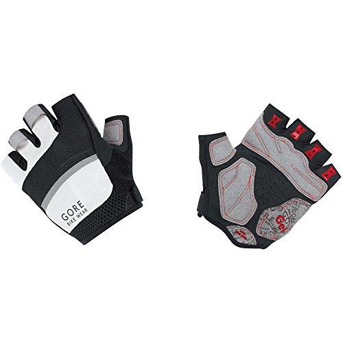 GORE WEAR Herren Handschuhe Oxygen, Black/White, 6