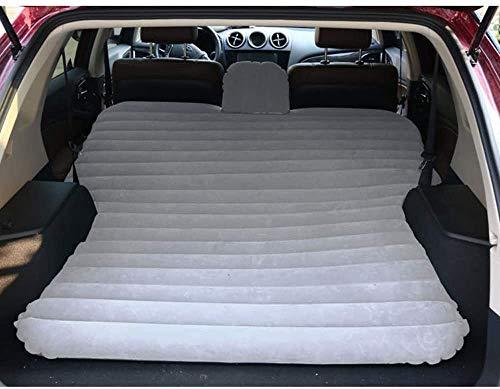 Sinbide Luftmatratze für Camping|Luftmatratzen selbstaufblasbar|Matratze aufblasbar Gästebett|Luftmatratze für Bett|Isomatte Auto SUV MVPmit pumpe