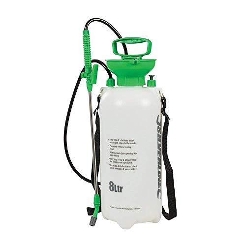 Silverline 868593 - Pulverizador a presión (8 L)