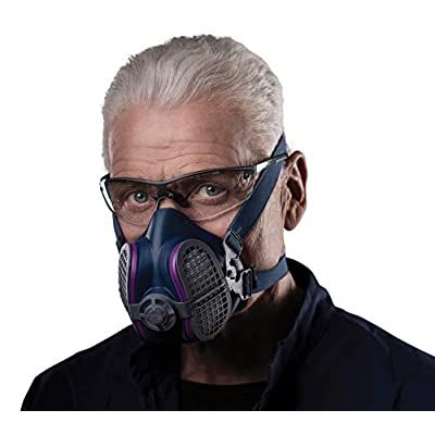 GVS P100/RL3 エリプス防じんマスク(消臭型) M/L