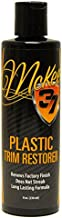 McKee's 37 MK37-610 Plastic Trim Restorer 8 Fluid_Ounces