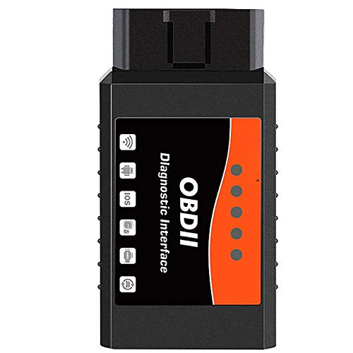 ZJBD YUMEI Buenas cosas recomendadas - 2020 OBD2 WIFI, Escáner TCS CDP Pro Plus Universal Auto Reader, Diagnóstico del Motor Escáner de fallo Bluetooth Consumo de combustible