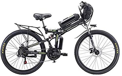 Bici electrica, Bicicleta eléctrica, plegable eléctrica, alto contenido de carbono de bicicletas...