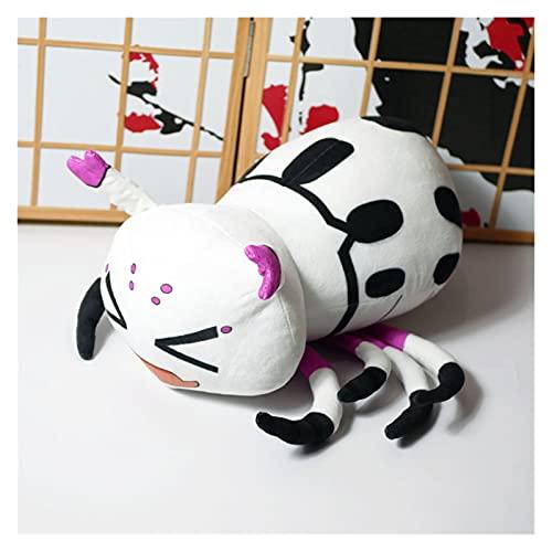 JSJJATF Juguete de Peluche 40 cm Japón Anime Llame Toy Kumo Desu Ga Nani Ka? Almohada de Animales Relleno Cojín Cojín Niños Muñeca (Color : Style C)