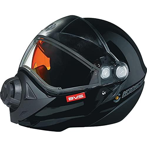 Ski-Doo BV2S Non-Electric Helmet - Black - Small… (Black, X-Large)