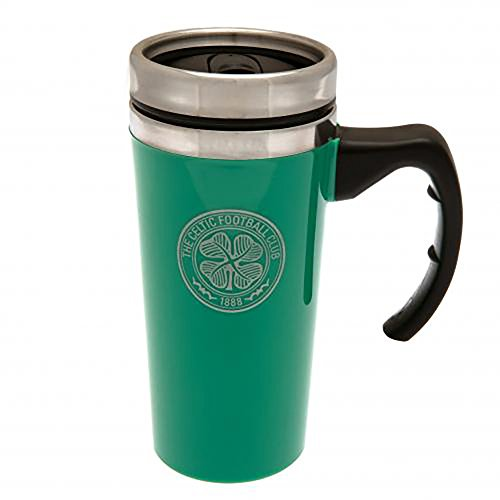 Official Licensed Celtic F.C - Aluminium Travel Mug