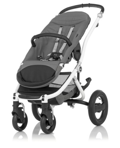 Britax Affinity Base Stroller, White