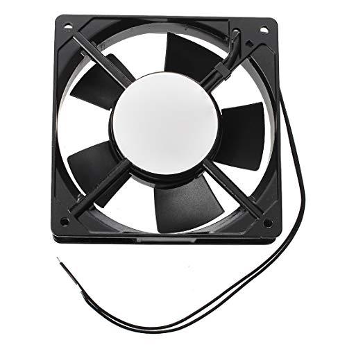 SODIAL(R) Ventilador de Refrigeracion Industrial 120 x 120 x 25mm 0.1A CA 220-240V
