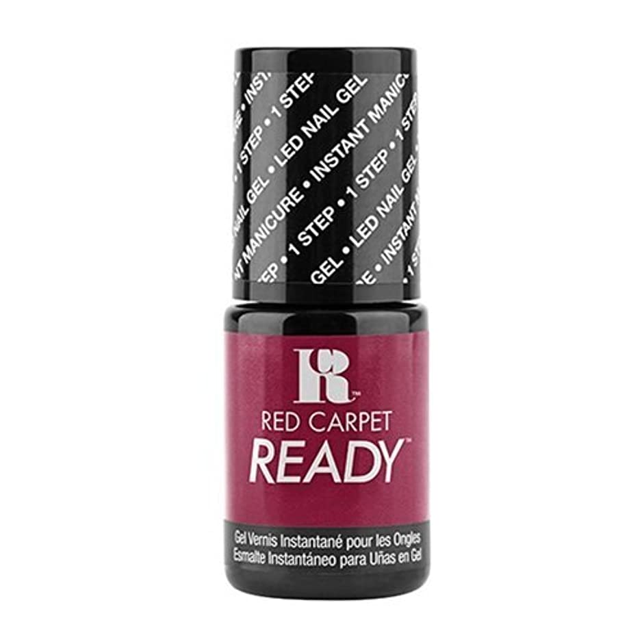 障害者地雷原混乱したRed Carpet Manicure - One Step LED Gel Polish - Star Struck - 0.17oz / 5ml