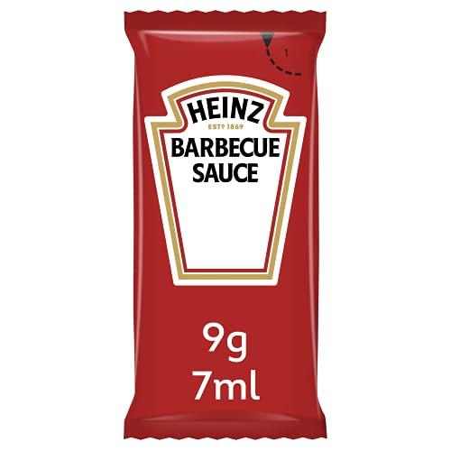 Salsa Barbacoa Heinz Monodosis 250 x 7 ml