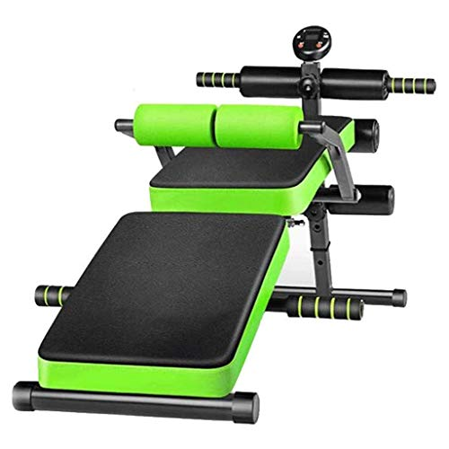 Find Discount DEJA Sit-up Board, Multi-Function Abdominal Sit-up Board Abdominal Board, Suitable for...