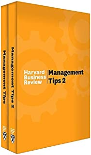 HBR Management Tips Collection (2 Books) by Harvard Business Review Press