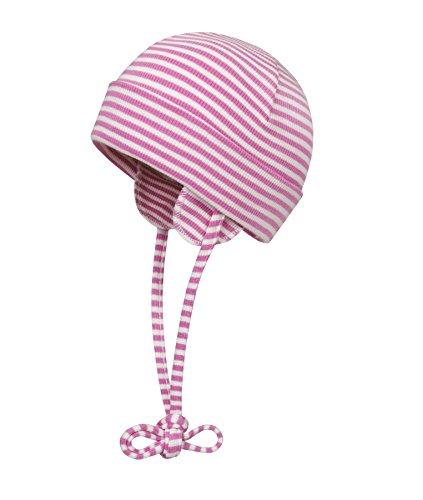 Döll Döll Unisex Baby Bindemütze Jersey 9981176995 Mütze, Rosa (Fuchsia Pink 2023), 41
