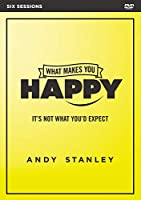 What Makes You Happy Video Study: It's Not What You'd Expect [DVD]