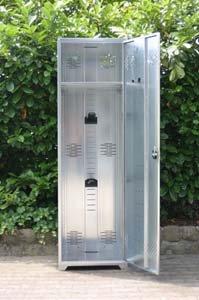 Döring Metallschrank Universal, Sattelschrank Standard 200x60x60 cm zerlegbar