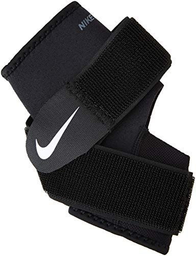 Nike Pro Combat Ankle Wrap 2.0 (M, Black/White)