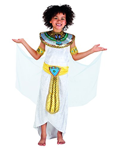 Boland 82125 - Niño Disfraz Princesa egipcia, tamaño 140