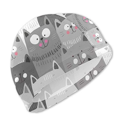Bonnet de Bain Chat pour Enfant Bonnet de Bain Enfant