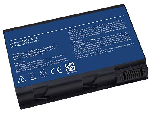 SZHYON New 6 Cells Laptop Battery for Acer Aspire 3100 5100 5630...