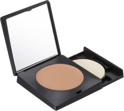 Manhattan Compact Cream Makeup, 10 sandbeige, 3er Pack