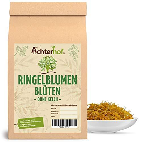 500 g Ringelblumenblüten ohne Kelch Ringelblumentee vom-Achterhof Tee Kräuter