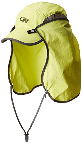 Outdoor Research Sun Runner Cap - Ultimate Training Breathable Sun Hat Chartreuse