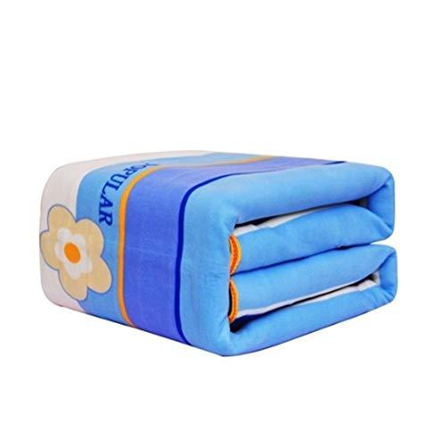 YSJ LTD Beddengoed en beddengoed, 1 stuks, verwarmingsdeken, 220 V, waterdicht, instelbare temperatuur, belangrijkste veiligheid, elektrische verwarmde matras, 85 x 180 cm