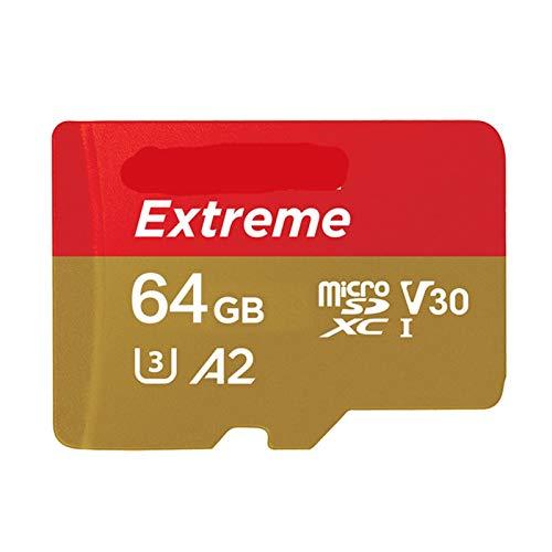 Tarjeta de Memoria Tarjeta Micro SD 256GB 128GB 64 GB A2...